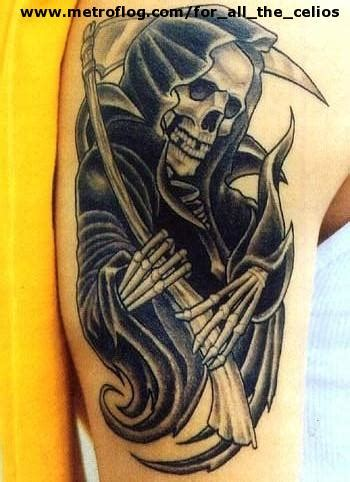 imagenes originales de la santa muerte im 225 genes de la santa muerte tatuajes originales