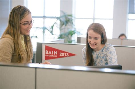 Bain Mba Consultant Salary by When You Join Bain You Are W Bain Company Office