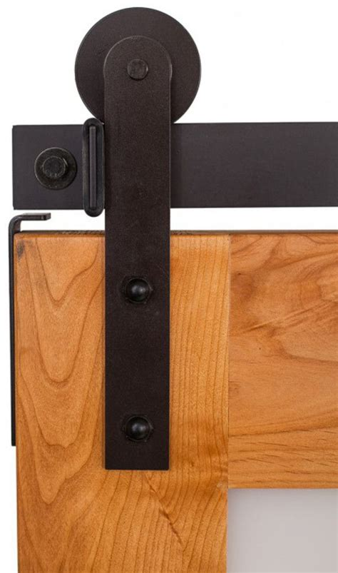 Modern Barn Door Track System 1000 Ideas About Barn Door Track System On Diy Sliding Door Sliding Doors And Diy