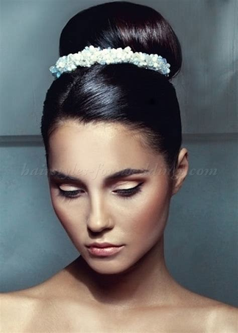 bridal hairstyles buns top bun wedding hairstyles high bun wedding hairstyle