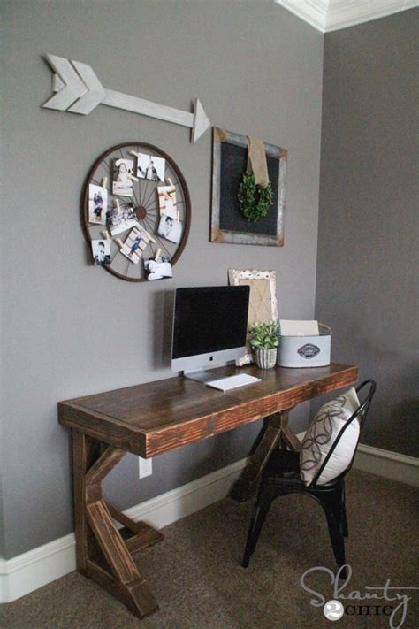 Diy Office Desk Ideas Best 25 Diy Computer Desk Ideas On Corner Desk Diy Corner Office Desk And Rustic