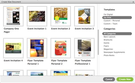 lucidpress templates design for print and digital publishing with lucidpress