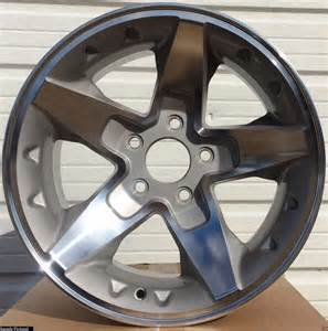 1 new 16 quot wheel rims for 2001 2002 2003 2004 2005 chevy