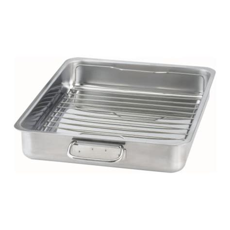 Roasting Pans With Racks by Koncis Roasting Pan With Grill Rack