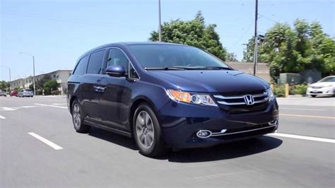 2015 Honda Odyssey Review by 2015 Honda Odyssey Pricing Ratings Reviews Kelley