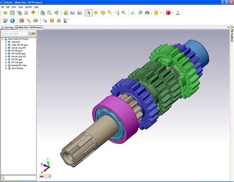 cad software cce upgrades ensuite to support catia v5 r18 files