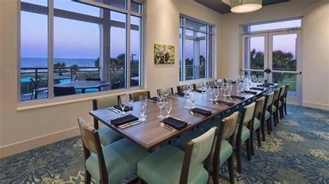 blue room cafe myrtle at doubletree resort by myrtle oceanfront myrtle sc hospitality