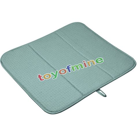Microfiber Mat by New 16 Quot X18 Quot Dish Drying Mat Microfiber Dish Drying Mat Kitchen Dish Drying Mat