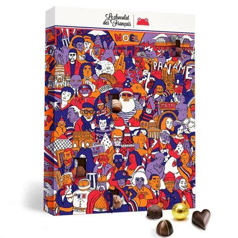 Calendrier De L Avent Francais Calendrier De L Avent Le Chocolat Des Fran 231 Ais