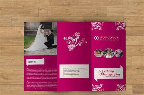 Wedding Management Brochure by 9 Wedding Event Brochures Design Templates Free