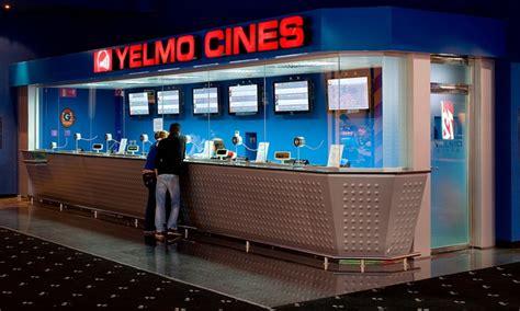 cines entradas entrada a yelmo cines yelmo cines groupon