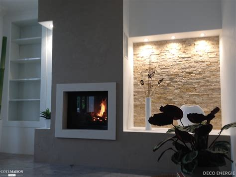Deco Sur Cheminee by Changement De Chemin 233 E Deco Energie C 244 T 233 Maison