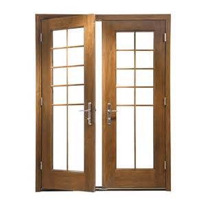 Pella Hinged Patio Doors Architect Series Hinged Patio Door Pella