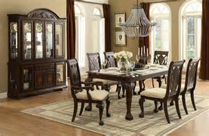 Dining Room Sets Clearance Homelegance 5055 82 Norwich Formal Dining Room Set