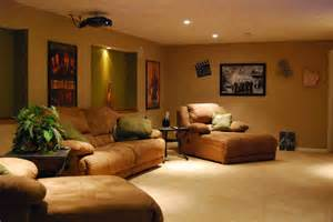 Home Room Decor | movie room ideas to make your home more entertaining