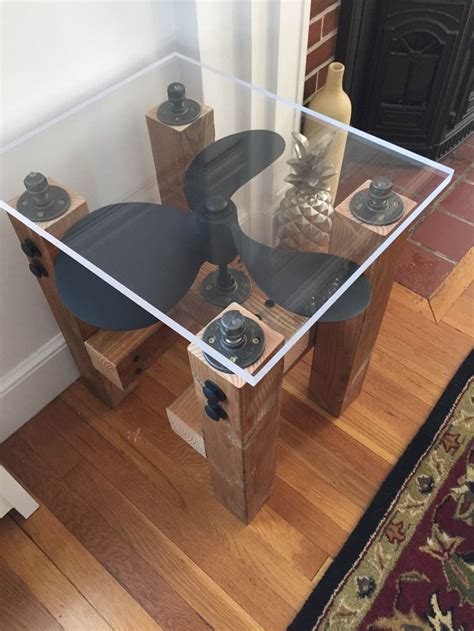 boat propeller table 7 best nautical table images on pinterest nautical table