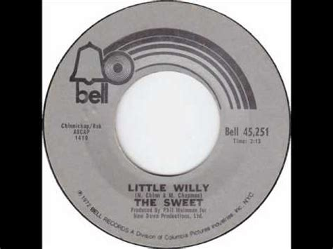 the sweet willy