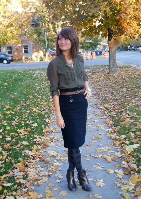 ankle boots tights pencil skirt my style