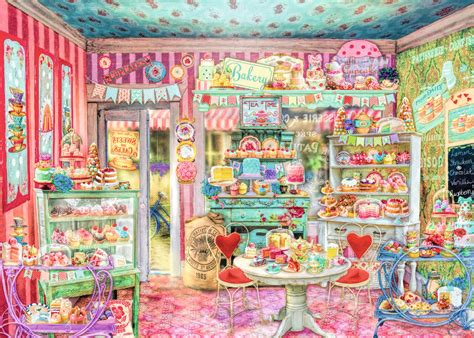 the candy shop jigsaw puzzle puzzlewarehouse com