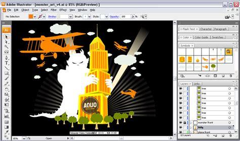 que es layout animacion adobe illustrator cs5 esp gf identi