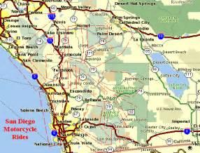 San Diego Freeway Map by Pics Photos San Diego County