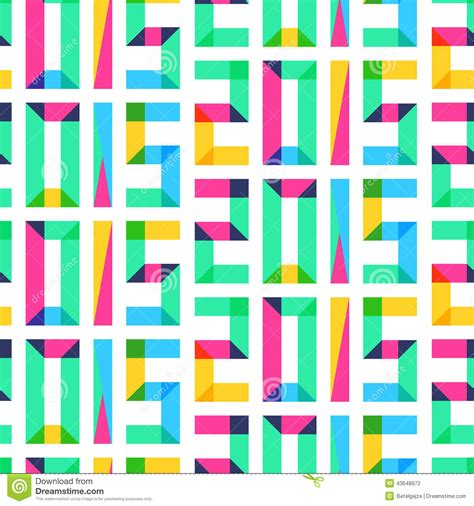 new pattern vector vector seamless pattern new year 2015 stock vector