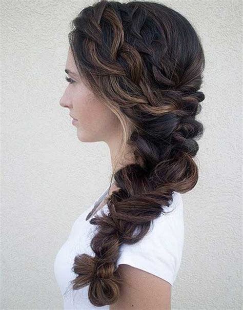 Wedding Guest Hairstyles With Braids by 40 Wedding Hair Images Hairstyles Haircuts 2016 2017