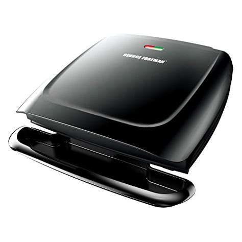 Denpoo Oven Toaster Deo 18 george foreman gr2120b 8 serving classic plate grill black appliances store