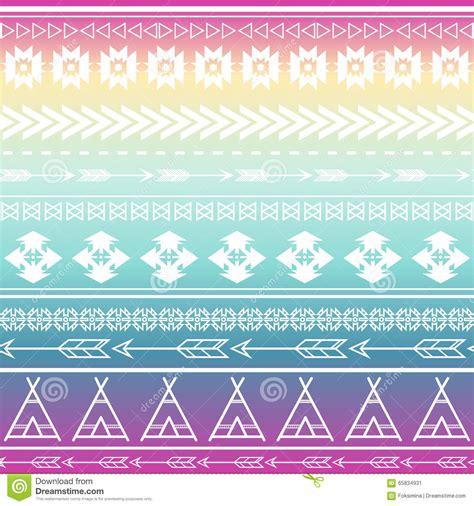 imagenes aztecas para descargar multicolor seamless texture mosaic symmetric background
