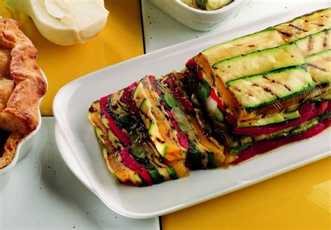 cucinare con le verdure ricetta terrina di verdure grigliate la cucina italiana