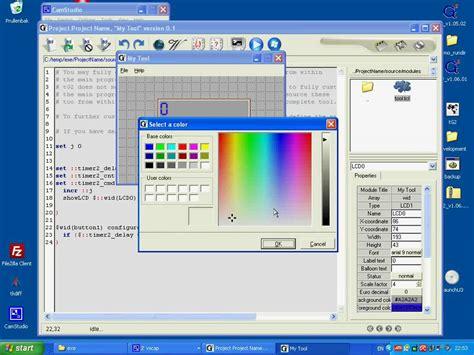 youtube layout editor tg 178 part 8 1 layout editor 7 segment display widget