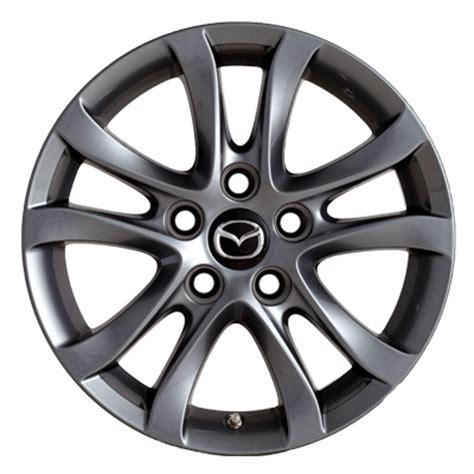 Mazda 6 Cover Mobil Argento Silver Series mazda6 cerchio in lega