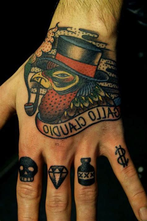hand tattoo good or bad idea 135 best hand tattoos images on pinterest top tattoos