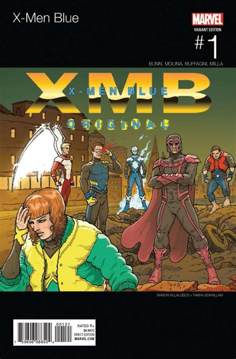 honorable mentions at marvel this week x men 6 thor god of x men blue 1 hip hop variant value gocollect com