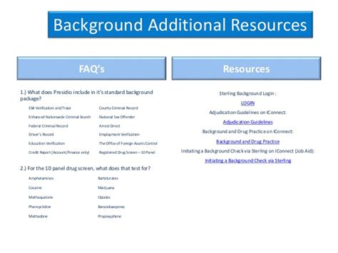 Adjudication Background Check Background Check Guidelines Background Ideas
