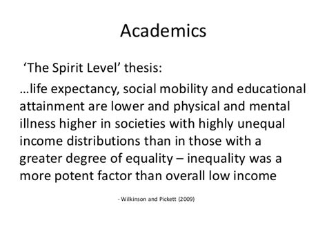 thesis on educational attainment is public health on a treadmill of inequality paul mcgill