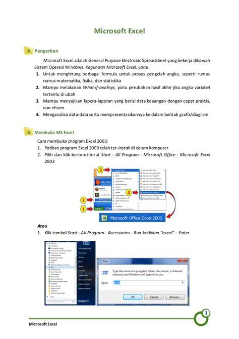 Kupas Tuntas Matematika Keuangan Dengan Ms Excel microsoft excel
