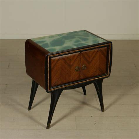 comodini anni 50 comodino anni 50 mobilio modernariato dimanoinmano it