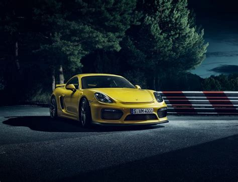 yellow porsche side view wallpaper porsche cayman yellow supercars side view