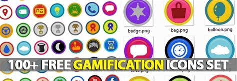 100 Free Symbly Gamification Icons Set Icons Graphic Design Junction Gamification Website Templates