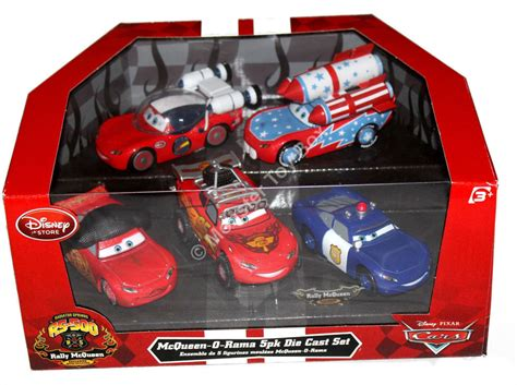 shop for a disney cars lightning mcqueen7 pc bedroom at rooms to go lightning mcqueen o rama 5 pack diecast set disney store