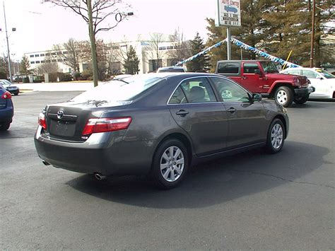 2007 Toyota Camry Specs 2007 Toyota Camry Pictures Cargurus