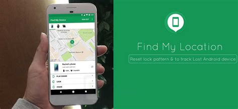 how to track android how to use find my device to reset lock pattern track lost android device