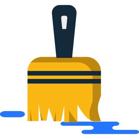 Kuas Cat 2 1 2 Koas Paint Brush cat kuas 1 ikon gratis dari miscellanea 2 icons