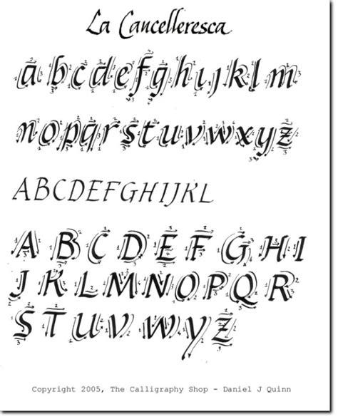 wedding font lithuanian calligrafia cancelleresca the calligraphy shop craft