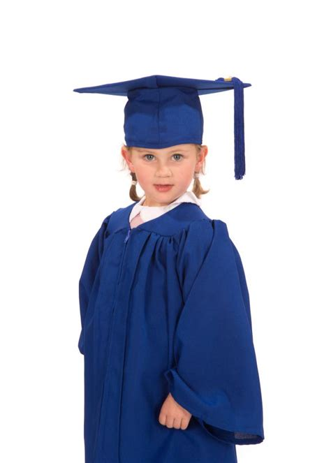 And Gown by Children S Nursery Graduation Gown And Cap Matte Ebay