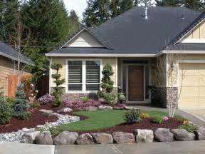 Landscape Yard Front Yard Landscaping Pictures Architectural Design