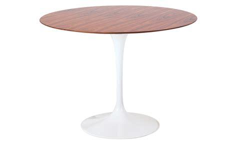 Saarinen Dining Table Teak Or Rosewood hivemodern.com