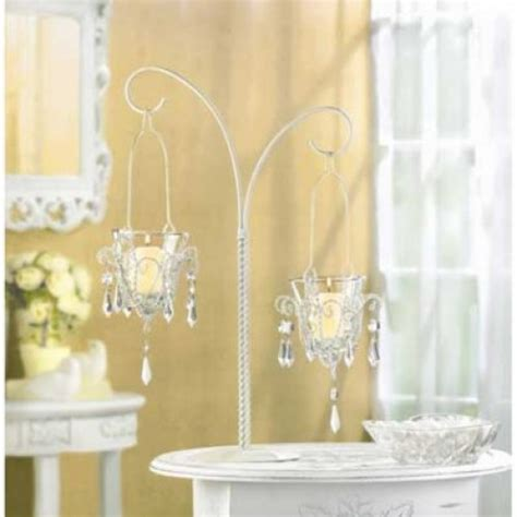 chandelier candle holders mini chandelier votive stand