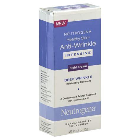 Acl Anti Comedogenic Lotion neutrogena healthy skin anti wrinkle intensive 1 4 oz 40 g